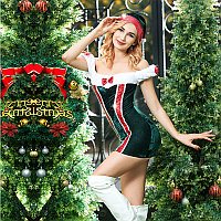 """Платье """"Эльфийка"""" (платье, шапка, трусики), фото 5"""