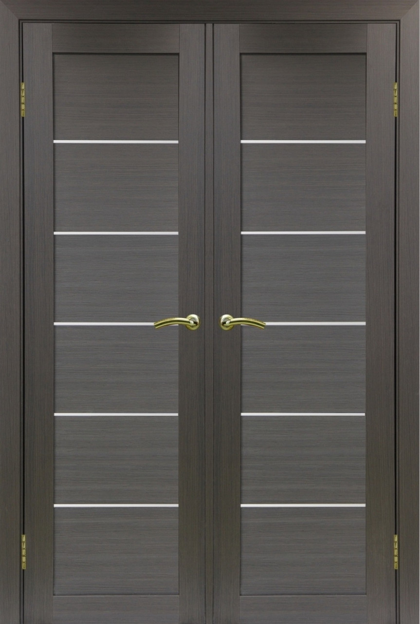 Комплект двери Оптима Порте 506 двухстворчатая - фото 1