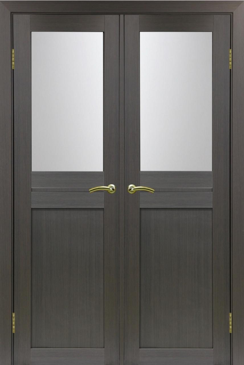 Комплект двери Оптима Порте 520.211 двухстворчатая - фото 2