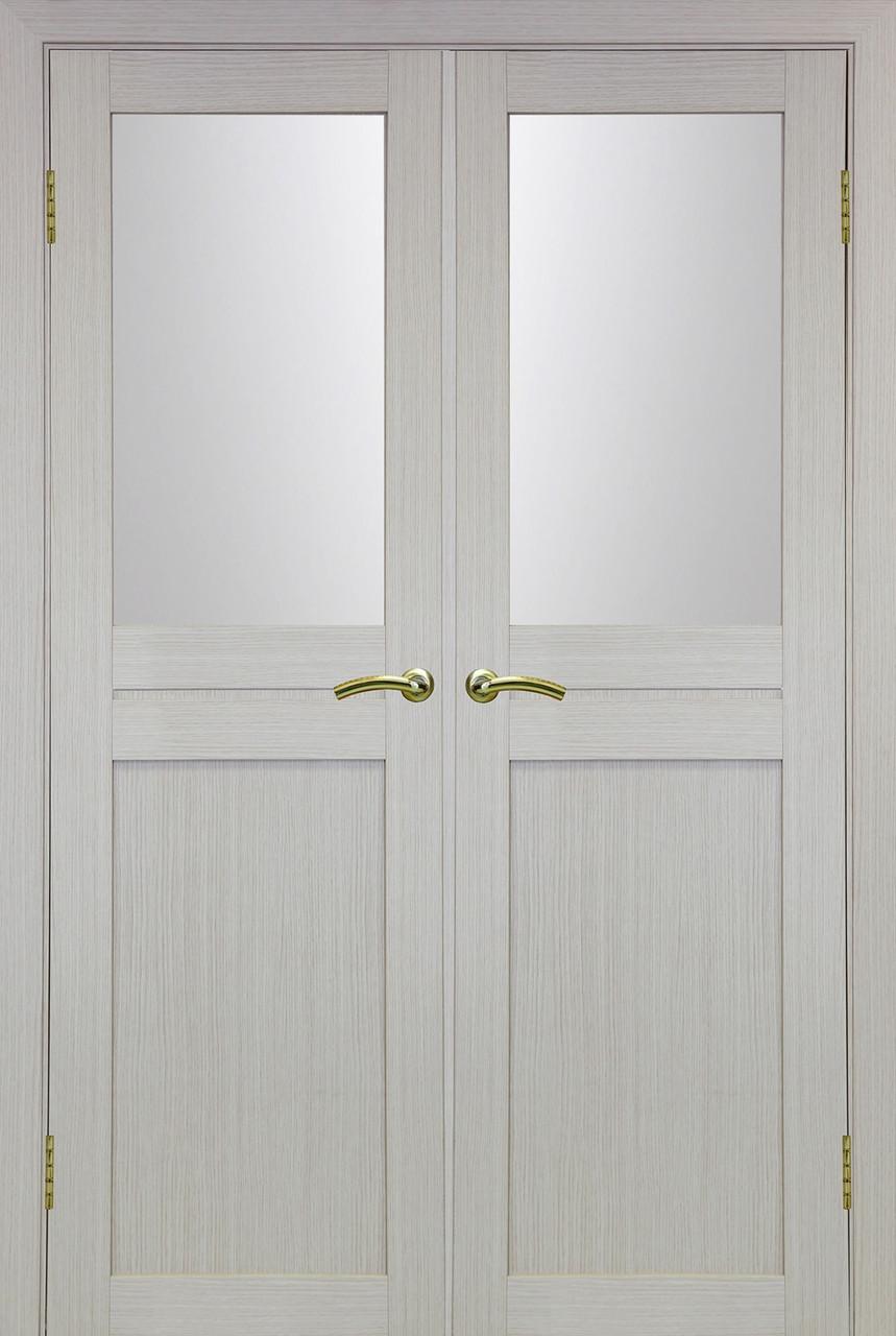 Комплект двери Оптима Порте 520.211 двухстворчатая - фото 1