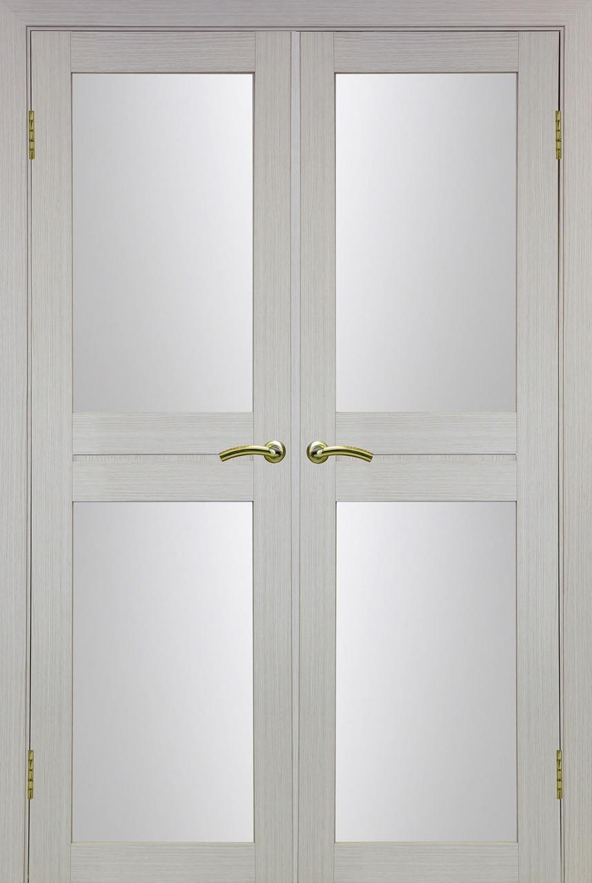 Комплект двери Оптима Порте 520.212 двухстворчатая - фото 2