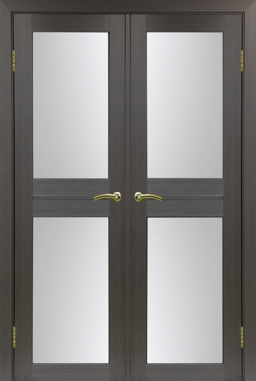 Комплект двери Оптима Порте 520.212 двухстворчатая - фото 1