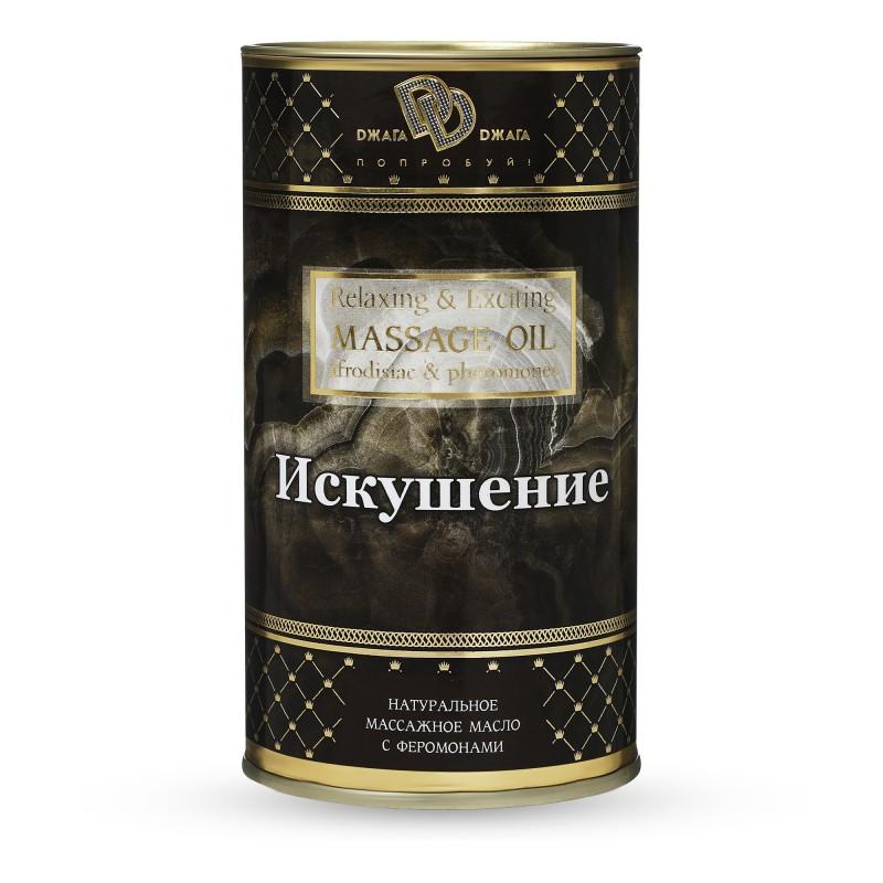 Массажное масло «ИСКУШЕНИЕ» 50 мл.