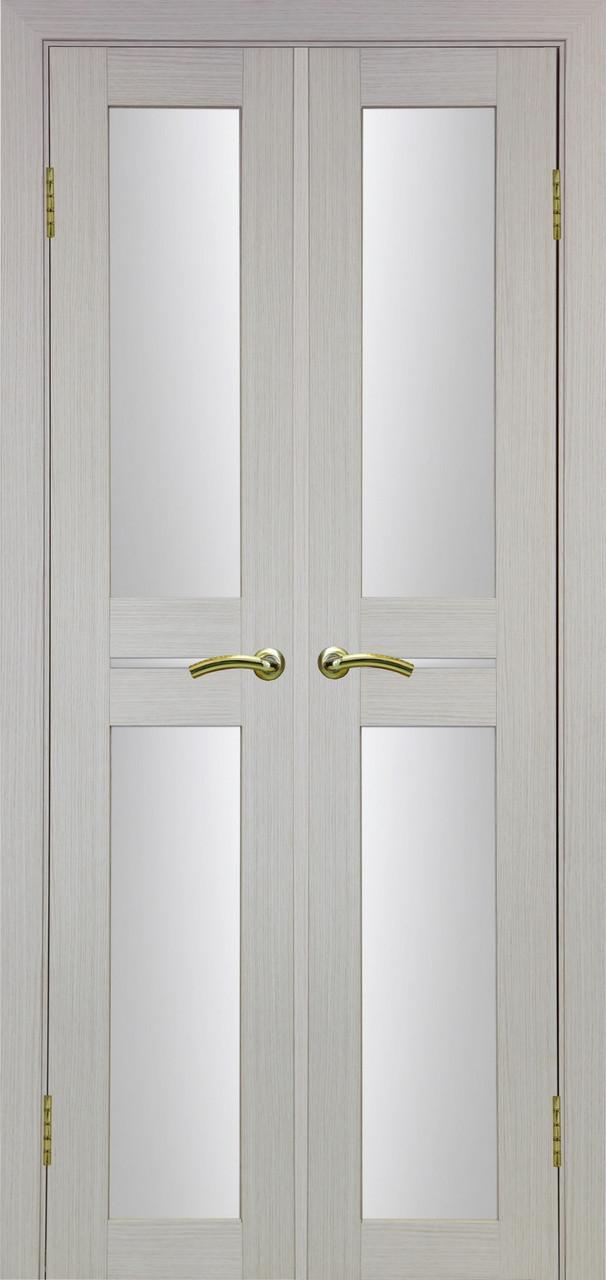 Комплект двери Оптима Порте 520.222 двухстворчатая - фото 4