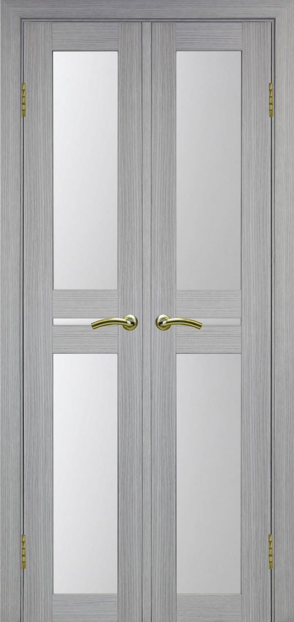 Комплект двери Оптима Порте 520.222 двухстворчатая - фото 1