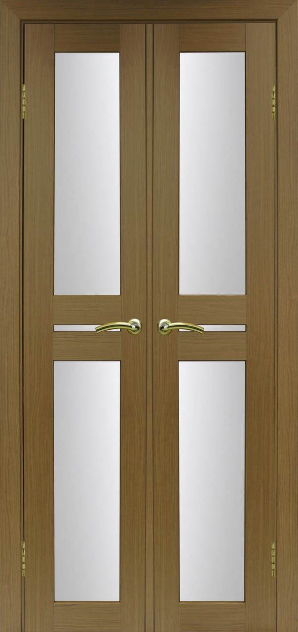 Комплект двери Оптима Порте 520.222 двухстворчатая - фото 3