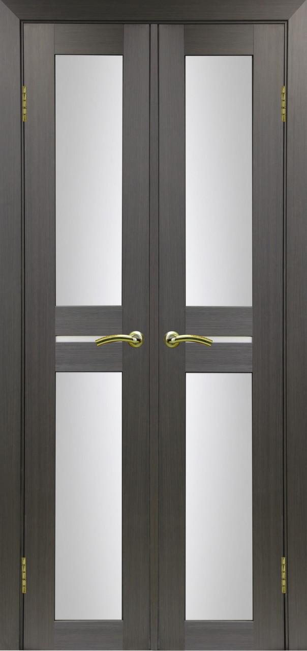 Комплект двери Оптима Порте 520.222 двухстворчатая - фото 2