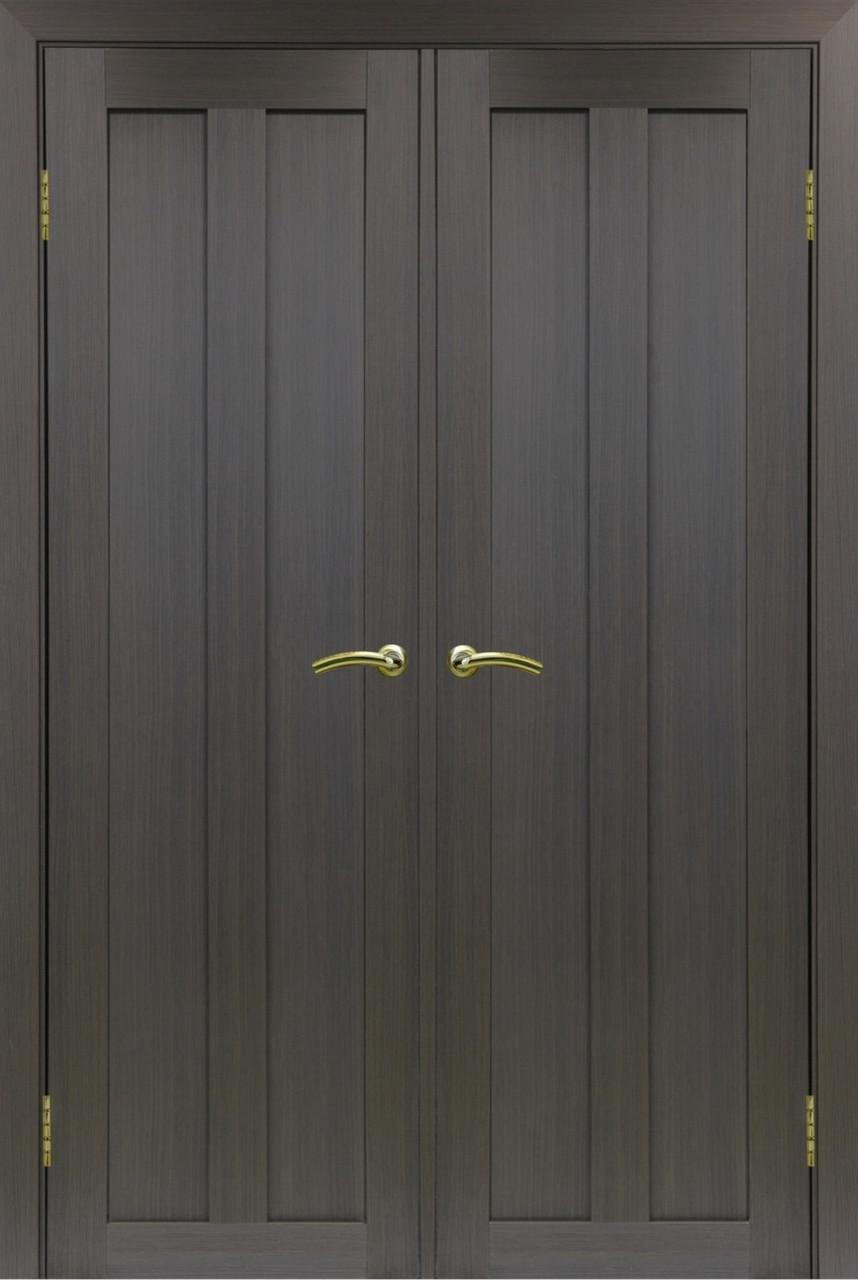 Комплект двери Оптима Порте 521.11 двухстворчатая - фото 1