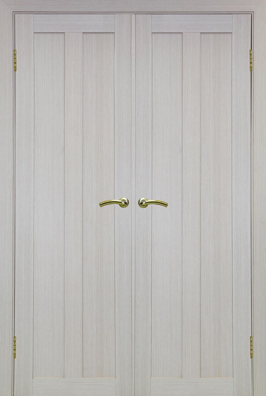 Комплект двери Оптима Порте 521.11 двухстворчатая - фото 2