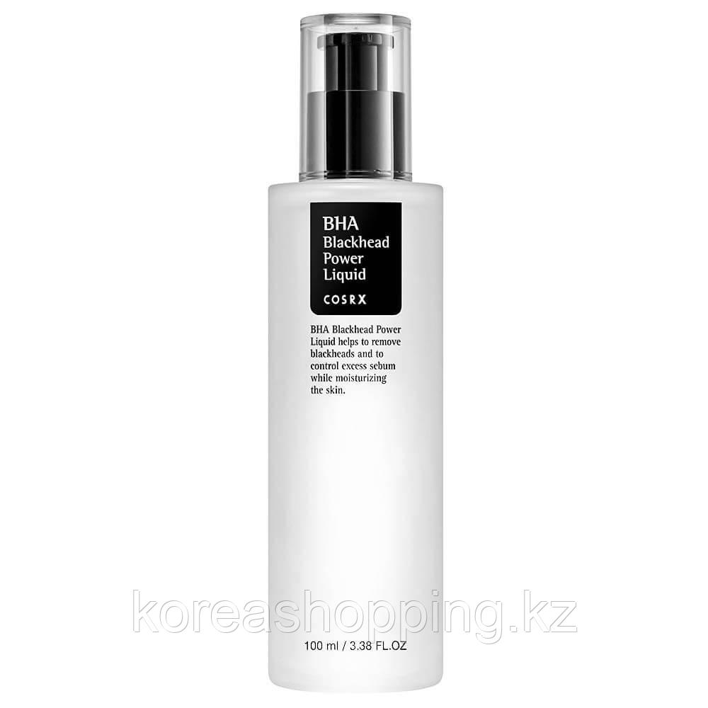 Эссенция против комедонов с кислотами BHA COSRX  BHA Blackhead  Power Liquid, 100ml