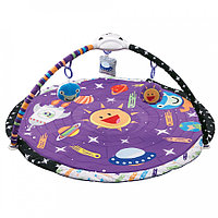 """Развивающий коврик """"Космос"""" с проектором, 6 мел., свет, игрушки Konig Kids"""