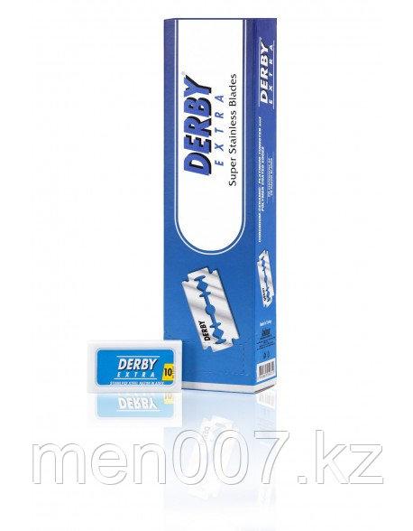 Derby Blue (лезвия 200 штук)