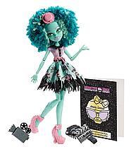 Monster High Хани Свамп страх,камера,мотор Honey Swamp