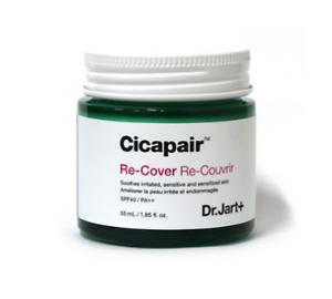 Регенерирующий СС крем Dr.Jart+ Cicapair Derma Re-Cover SPF40/PA++ 55мл