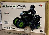 Машина радиоуправляемый мотоцикл, фото 1