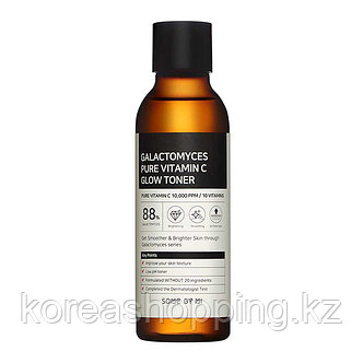 Тонер для сияния кожи с витамином С Some By Mi Galactomyces Pure Vitamin C Glow, фото 2