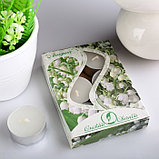 Набор чайных свечей ароматизированных  12 г, 6 штук, фото 2
