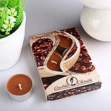 Набор чайных свечей ароматизированных  12 г, 6 штук, фото 5