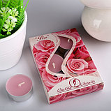 Набор чайных свечей ароматизированных  12 г, 6 штук, фото 6
