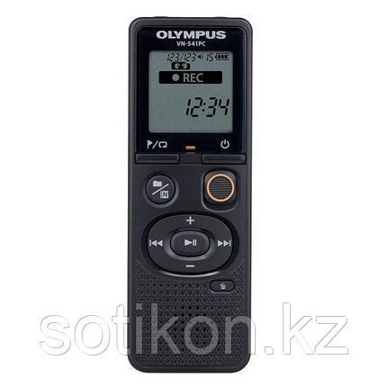 Диктофон Olympus VN-541PC с наушниками E39 черный, фото 2