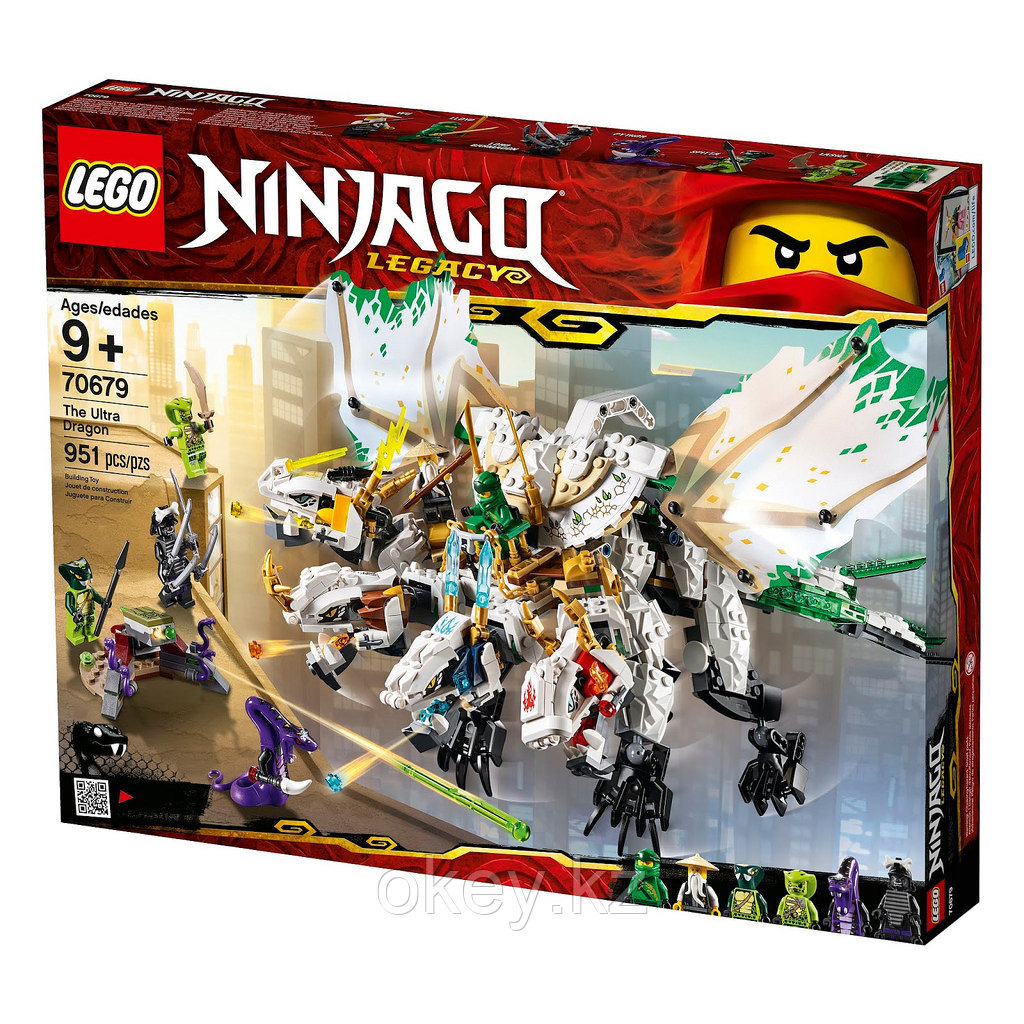 LEGO Ninjago: Ультра дракон 70679