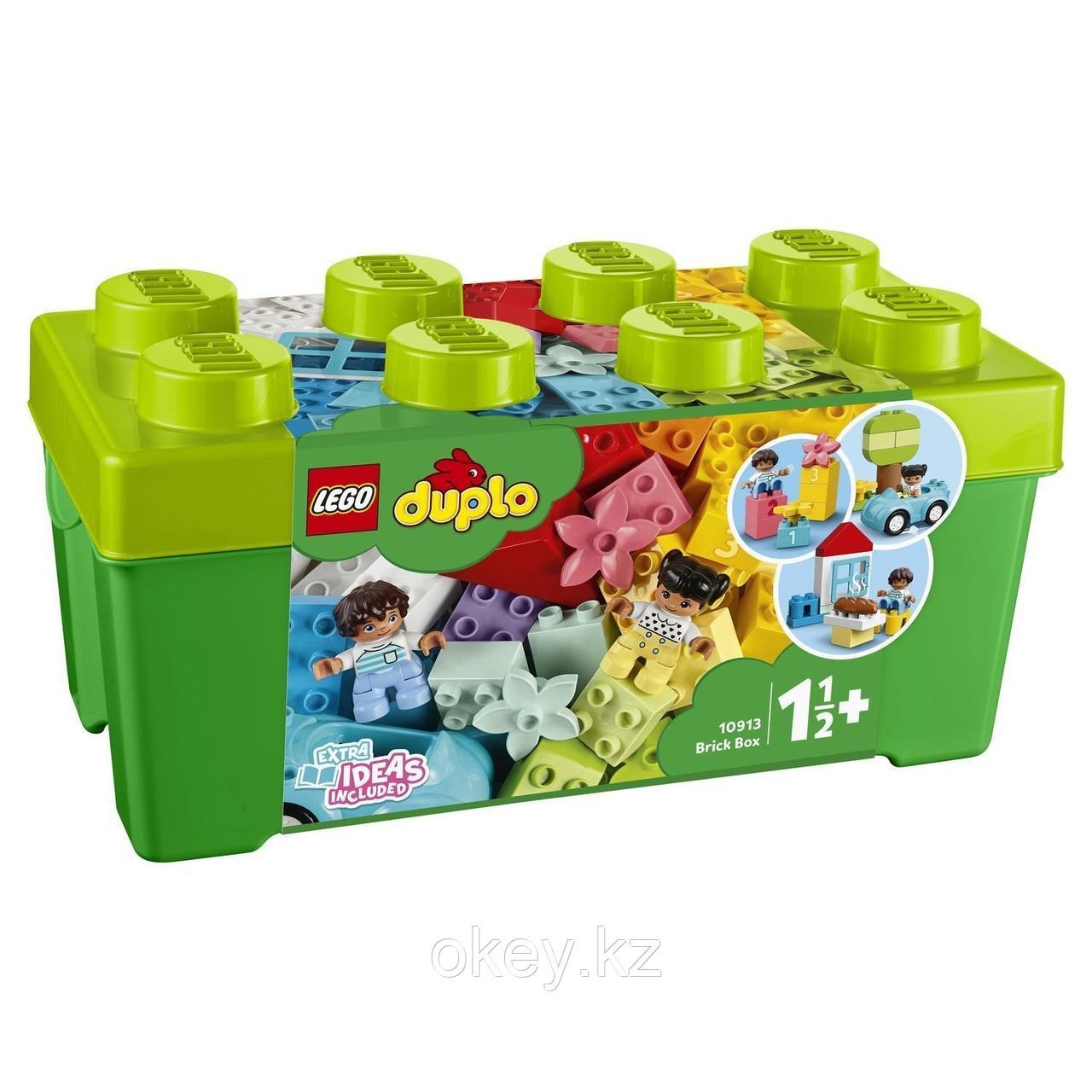LEGO Duplo: Коробка с кубиками 10913