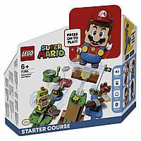 LEGO Super Mario: Стартовый набор Super Mario 71360