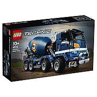 LEGO Technic: Бетономешалка 42112