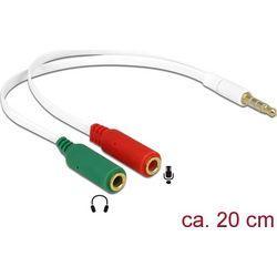 Разветвитель 3.5 mm Jack - 2 x 3.5 mm Jack