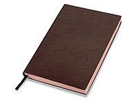 Ежедневник Soft Line, коричневый. Lettertone