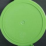 """Набор пищевых контейнеров, круглых """"Трапезница"""" 3 шт: 0,6 л, 2 шт - 1 л, фото 4"""
