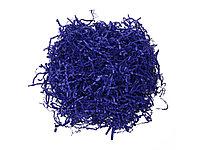 Бумажный наполнитель, 50 г., синий