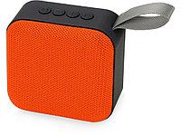 Портативная колонка Otto, оранжевый/серый