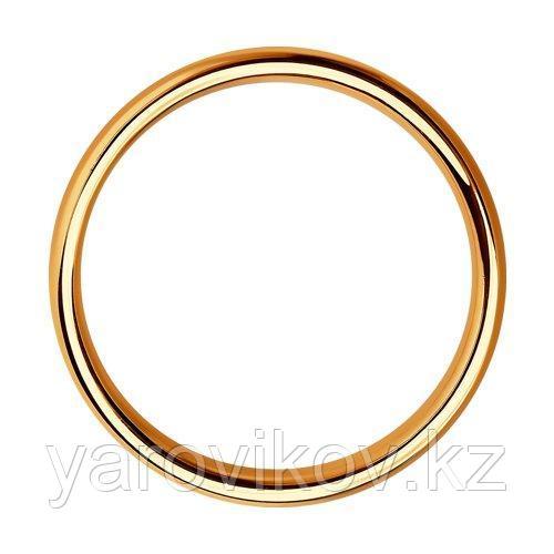 Серебряное кольцо SOKOLOV 94110029 - фото 2
