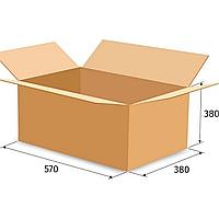 Коробка 570х380х380