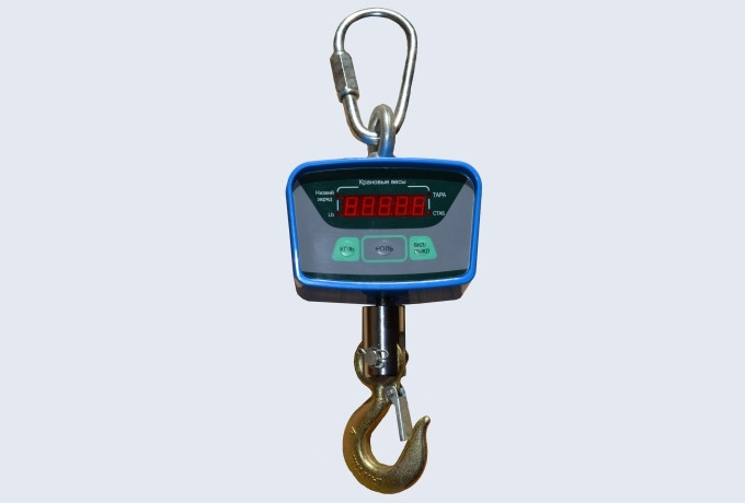 Весы крановые электронные КВ-500-А (В2)
