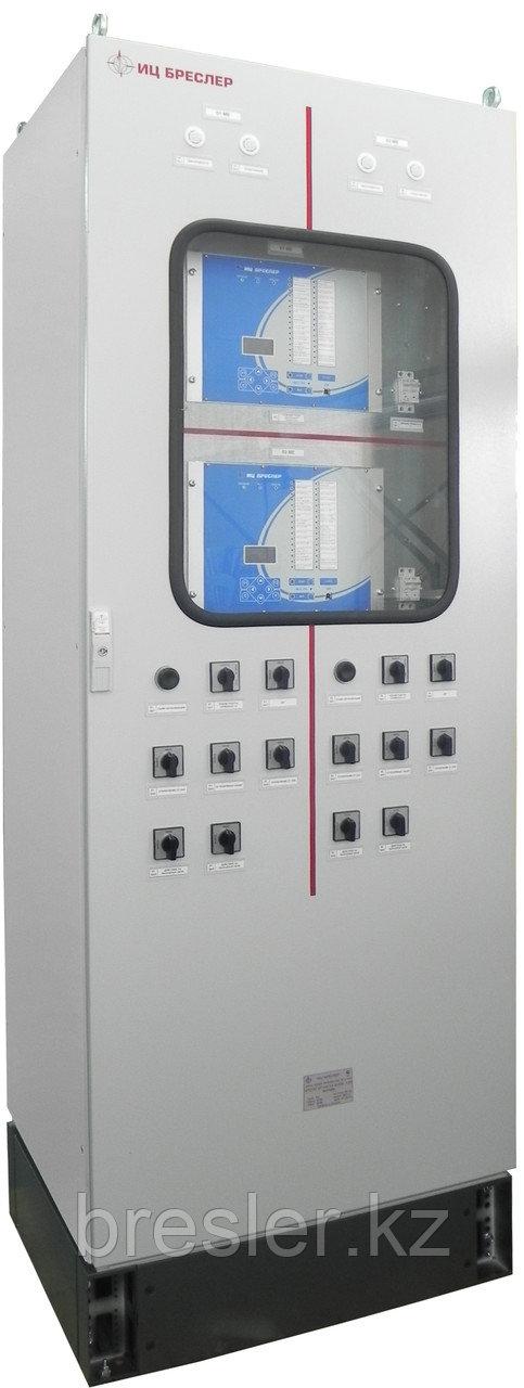 Шкаф защиты синхронного генератора