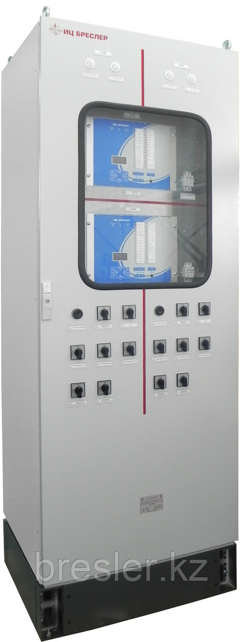 Шкаф защиты трансформатора блока и трансформатора собственных нужд