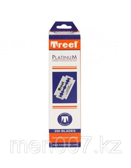 Treet Platinum (лезвия 200 штук)