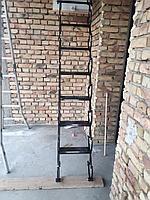 Монтаж чердачных лестниц  фирмы Oman  тел. Whats Upp. 87472391137, фото 1