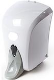 Медицинский (локтевой) дозатор Vialli диспенсер для жидкого мыла 500 мл, фото 5