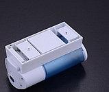 Дозатор (диспенсер) сенсорный для антисептика и жидкого мыла 450 мл. Автоматическая мыльница., фото 3