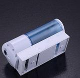 Дозатор (диспенсер) сенсорный для антисептика и жидкого мыла 450 мл. Автоматическая мыльница., фото 4