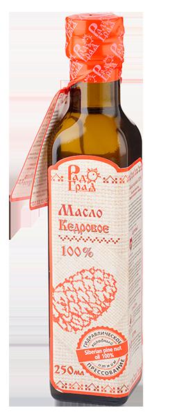 "Кедровое масло ""Радоград"" 250 мл"