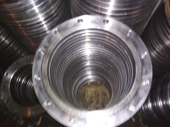 Фланец стальной плоский Ду 200 Ру 10 (КНР), фото 2