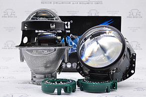 Би-ксеноновые линзы Hella G5 Autoki