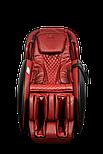 Массажное кресло Casada Alphasonic 2 Red Black, фото 3