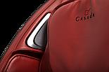 Массажное кресло Casada Alphasonic 2 Red Black, фото 2
