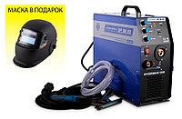 Инверторный сварочный полуавтомат OVERMAN 180 Mosfet/Aurora-Pro + маска