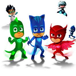 Герои в масках (PJ Masks)